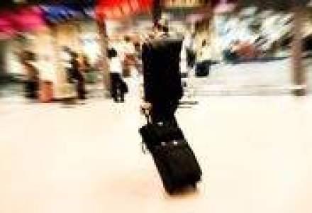 Pe Aeroportul Transilvania au fost intr-o luna mai multi pasageri decat in 2005