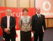 Vodafone a extins acoperirea...