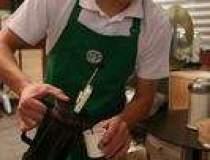 Starbucks: Bucuresti, poarta...