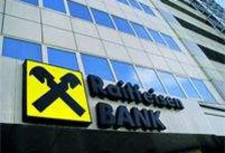 Raiffeisen Bank Romania tinteste un profit brut de 196 mil. lei in 2007