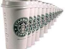 Profitul Starbucks a urcat la...
