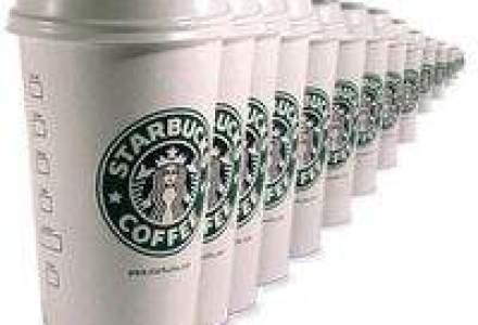 Profitul Starbucks a urcat la 150 mil. dolari in Q2