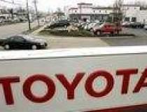 Profitul net al Toyota a...
