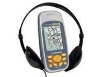 GPS-ul, disponibil si pe MP3...