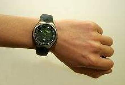MasterCard a lansat primul ceas echipat cu tehnologia de plata PayPass
