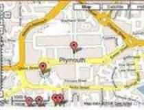 SUA: Google Map, dotat cu...