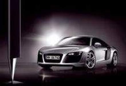 Audi R8, magnetul care a atras deja 1,5 mil. euro