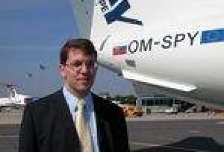 Fondatorul SkyEurope a renuntat la fotoliul de CEO