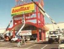bauMax isi extinde reateaua...