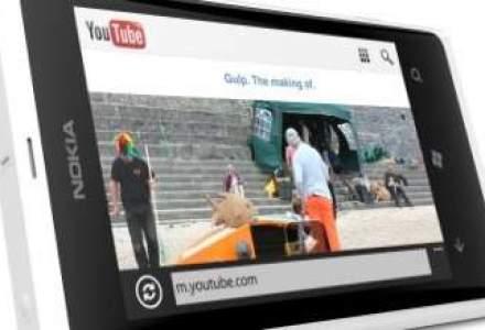 Orange si Vodafone au pus in vanzare Nokia Lumia 800, telefonul cu care finlandezii se bat cu iPhone