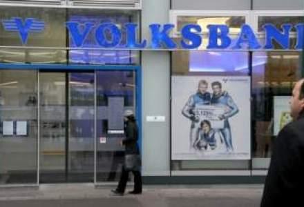 Volksbank scade dobanzile la credite ipotecare si elimina unele comisioane