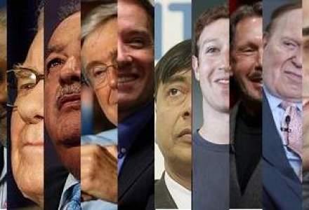 Topul celor mai bogati CEO din lume