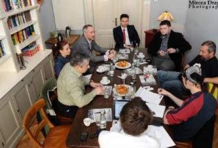 """Iarna grea in online, mon cher"". Motive de optimism in .ro. Totul, la Intalnirile Wall-Street"