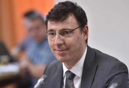 Teodorovici schimba conducerea de la ANAF. Ionut Misa, noul sef