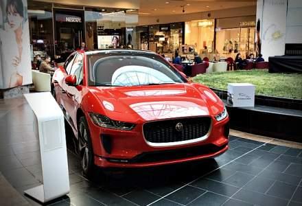 Jaguar I-Pace, primul SUV european 100% electric, poate fi comandat in Romania