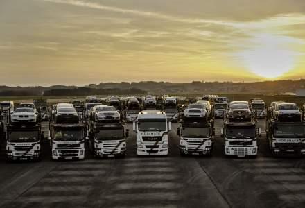 Hodlmayr va investi 6 mil. euro in modernizarea flotei de autovehicule