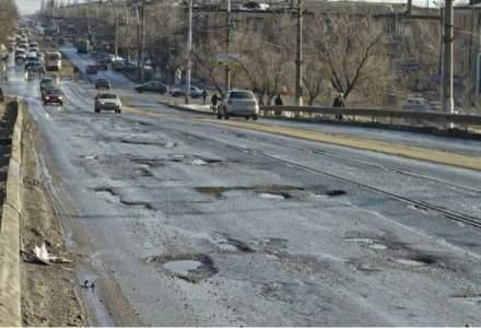 Ministerul Transporturilor nu are bani pentru reparatia gropilor. De ce suma am avea nevoie