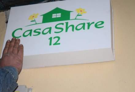 Casa Share, proiectul care schimba vieti si investeste in educatie, construind case oamenilor care au nevoie