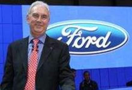 Ford: Vrem sa cumparam Daewoo Craiova pentru a face fata cererii in Europa