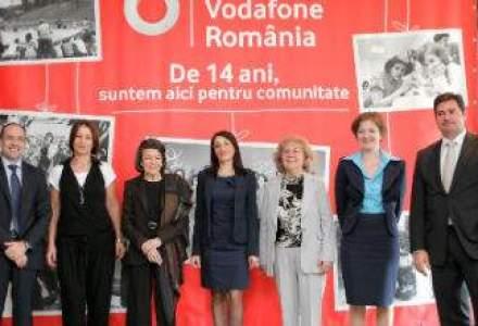 Conducerea Fundatiei Vodafone Romania, completata de Printesa Marina Sturdza si alte nume grele