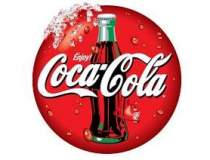 Actiunile Coca Cola si Apple...
