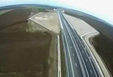 VIDEO: Asa arata autostrada A3 Bucuresti-Ploiesti care ar trebui sa fie gata peste o luna