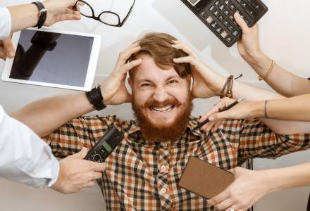"Cum iti dai un ""reset"" cand ai o zi grea la birou"