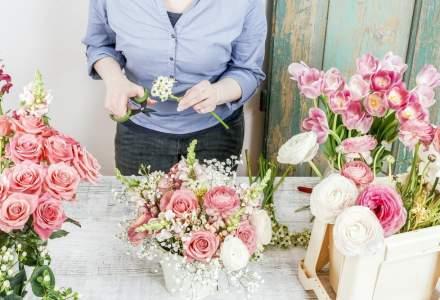 Deficitul de forta de munca pe piata floristica din Romania este de 10.000 de oameni