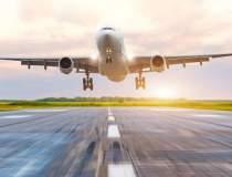 Pista aeroportului Otopeni...