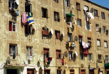 Risc de saracie si excluziune sociala pentru o mare parte din populatia Romaniei