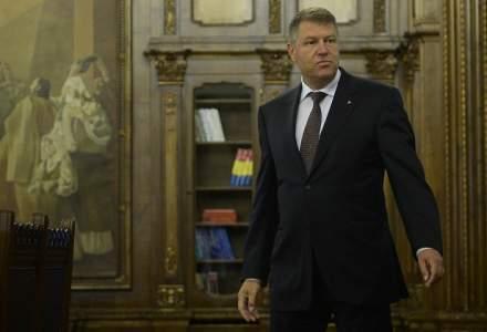 """Iohannis, avertisment pentru Guvern: Legea salarizarii, """"in contradictie cu principiile egalitatii"""""""