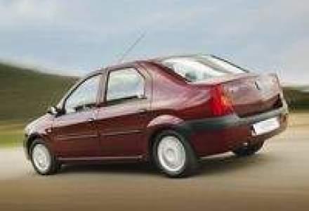 Vanzarile Dacia, plus 6,1% in primele cinci luni