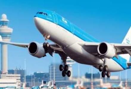 KLM Romania vizeaza o crestere cu 30% a numarului de pasageri catre Amsterdam