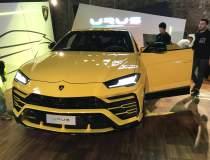 Lamborghini Urus, cel mai...