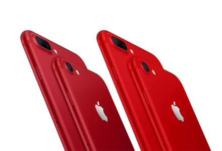 Apple ar putea introduce o noua culoare pentru iPhone - rosu