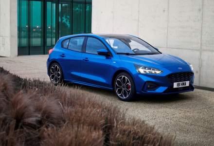 Ford dezvaluie noul Ford Focus: informatii si fotografii
