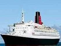 Vasul de croaziera Queen...