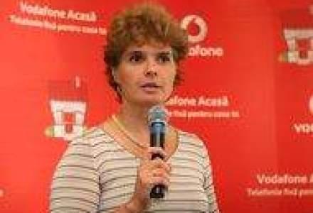 Vodafone Romania vrea o felie si din telefonia fixa