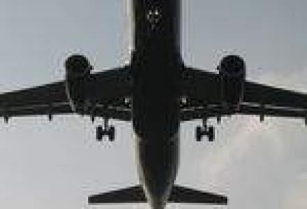 Companiile aeriene mizeaza pe cresteri de 50% pe piata locala