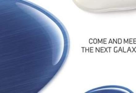 Samsung a trimis invitatiile pentru lansarea Galaxy S3. Detalii despre noul gadget