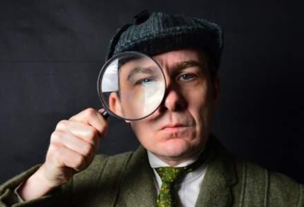 """""""Sherlock Holmes"""" al fraudelor economice sau investigatorul care iti poate salva afacerea de la faliment"""
