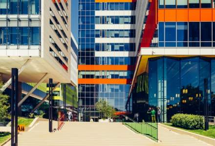 Bucurestiul, mult in urma altor capitale ca Varsovia, Praga sau Budapesta la densitatea de spatii de birouri la 1.000 locuitori