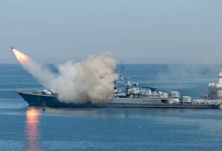 Statele Unite, Franta si Marea Britanie au atacat noaptea trecuta Siria. Ce reactie a avut Rusia