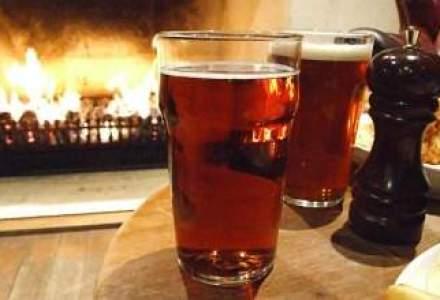 Romanii au baut mai putina bere: Vanzarile SABMiller au scazut cu 8%