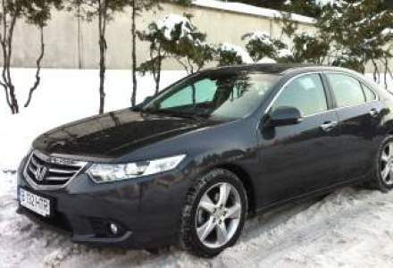 Test Drive Wall-Street: Honda Accord facelift