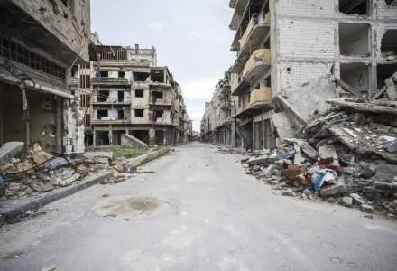 SUA sustine ca exista indicii ca in atacul chimic din Douma s-a folosit sarin