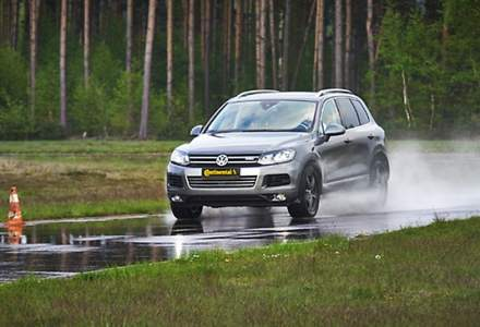 (P) Anvelopele SUV de la Continental castiga testul AutoBild allrad