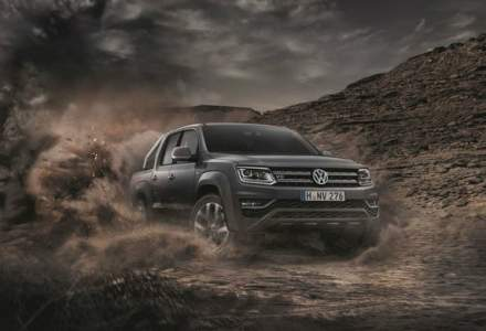 Rival pentru Mercedes-Benz Clasa X V6: Volkswagen lanseaza o versiune de 255 CP pentru pick-up-ul Amarok
