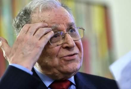 Ion Iliescu, audiat la Parchetul General in Dosarul Revolutiei. A fost pus sub acuzare pentru crime impotriva umanitatii
