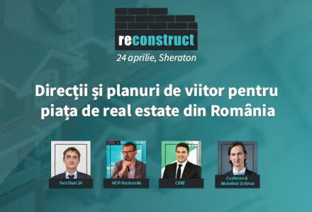 ReConstruct 2018, un REmix de rezidential, retail, office si logistic